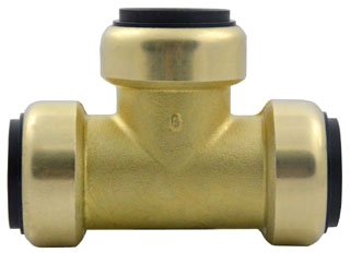 Elkhart Products 10155474 TecTite Low-Lead 204 Series 1-Inch by 3//4-Inch Copper by Male Push-Fit Adapter